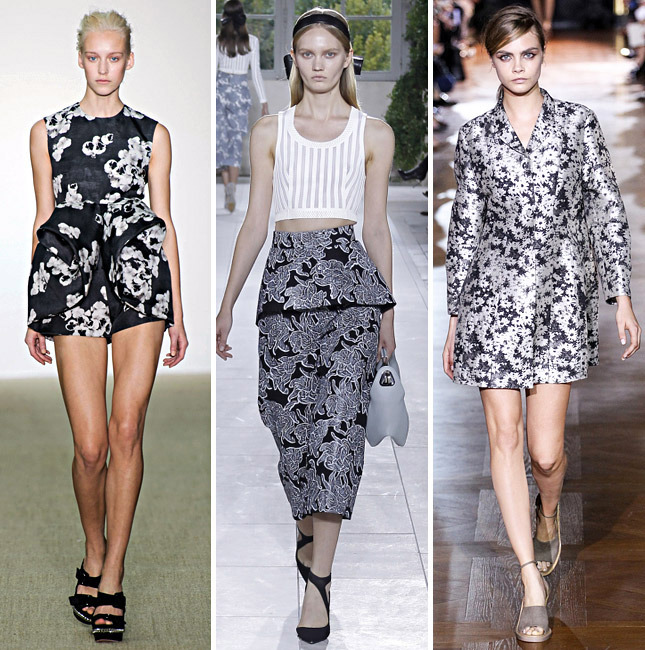 Giambattista Valli, Balenciaga, Stella McCartney